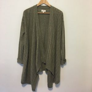 Loft Lou & Grey Open Cardigan
