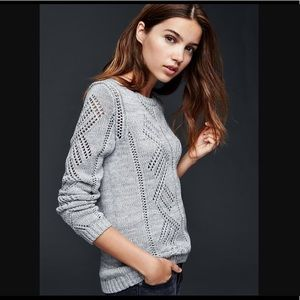 Sweaters - Gap knitted sweater