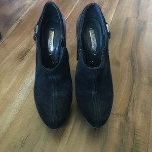 BCBGMaxazria ankle boots