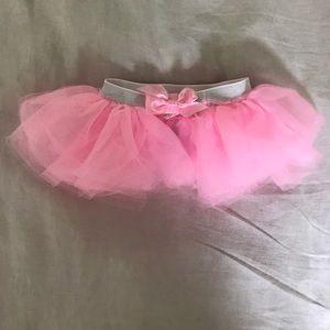 NWOT Pink Tutu W/ Stretch Waist