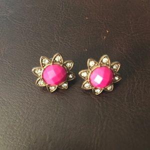 J.Crew earrings!