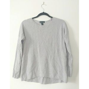 Cynthia Rowley Lightweight Wool Sweater