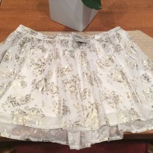 "NEW ""ABERCROMBIE KIDS"" SKATER SKIRT"