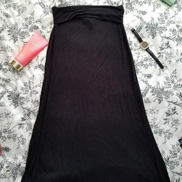 American Rag Dresses & Skirts - Black maxi skirt
