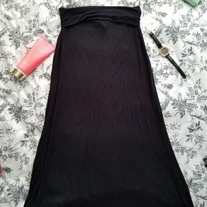 American Rag Skirts - Black maxi skirt
