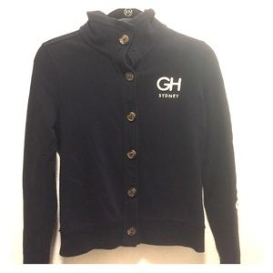 Rare Gilly Hicks Sweater in Navy