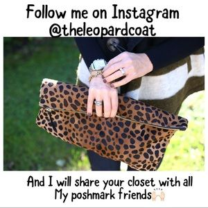Other - Follow me and I will Share your closet!