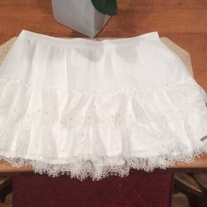"LIKE NEW ""ABERCROMBIE KIDS"" SKATER SKIRT"