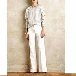 🆕Banana Republic Ryan fit white pants
