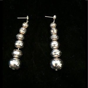 Jewelry - Silver Dangling Earrings