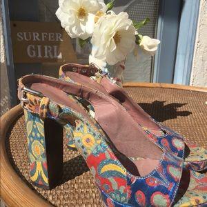 Authentic Mui Mui vintage heels