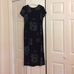 Black elegant dress !