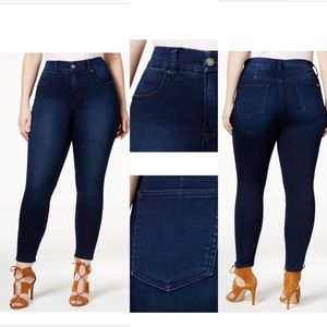 Seven by Melissa McCarthy Pencil Jeans sz18