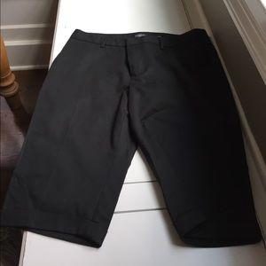 Zara black Bermuda shorts ( Inseam 13 inches)