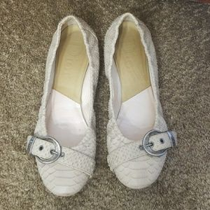 Dior python flats- go with almost everything:)