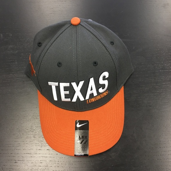 240cd8aaa64 Texas Longhorns Nike Dri-Fit Legacy91 Flex-Fit Hat