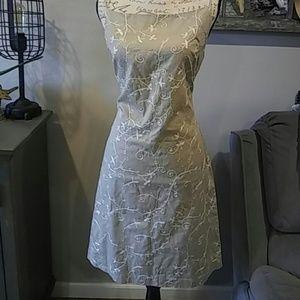 Tommy Hilfiger embroidered dress