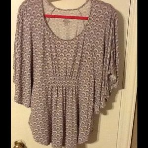 Top by Mossimo size L