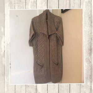 Caslon long knit Cardigan