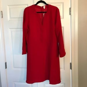 Gap A-line Red dress - NWT