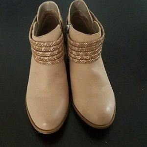Adorable Never worn BCBG Ankle Booties