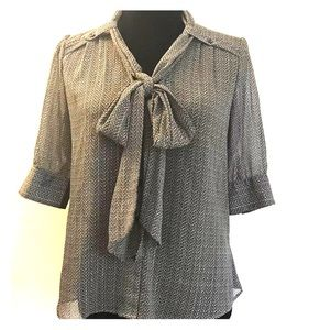 French Connection Chiffon Blouse
