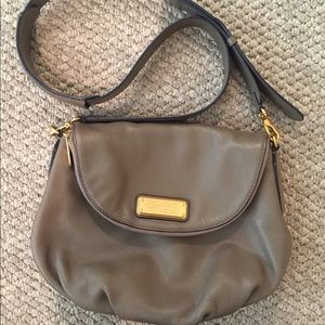 Marc by Marc Jacobs Natasha gray bag