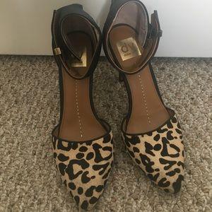 Dolce Vita Leopard Pumps