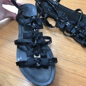 Women's Bow Gladiator Sandal 8