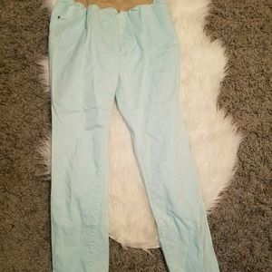 Denim - Large Indigo Blue Maternity jeans