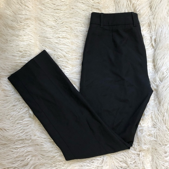 Gucci Employee Uniform Black Dress Pants