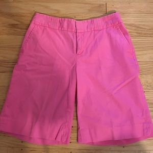 Lilly Pulitzer shorts pink size 2
