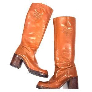 *FINAL PRICE* vintage Camel Boots 8