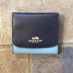 Original coach midi wallet never used