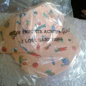 Vintage Avon Favorite Activities Hat