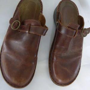 Birkenstock NAOT Slides Shoes Size 39 / 9