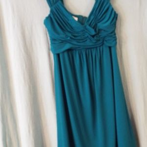 SUZI CHIN ****GORGEOUS*** sweetheart rusched dress