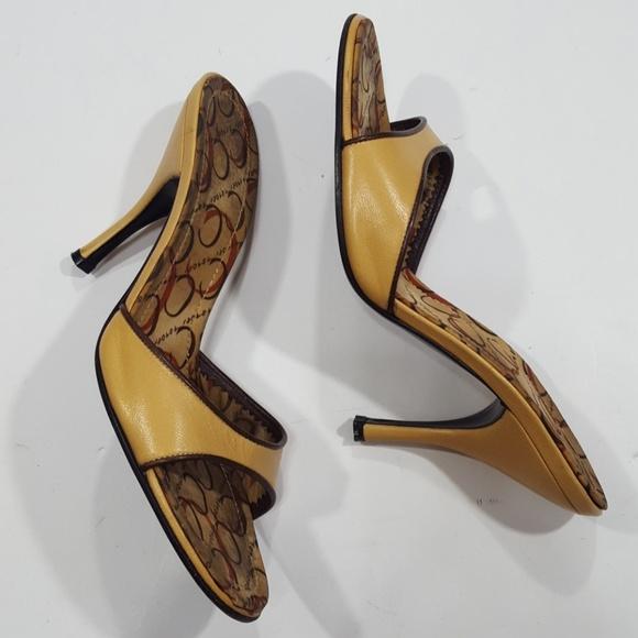 Casadei Shoes - Vintage Casadei Tan Sandals size 7 1 2 c5be584ac60