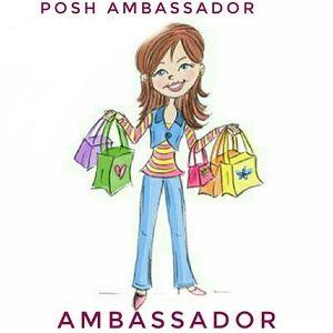 ❤ I am a Posh Ambassador ❤ Shop with Confidence