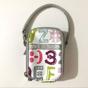 Lesportsac phone wristlet