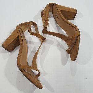 * FINAL PRICE* Old Navy Tan Sandals 8