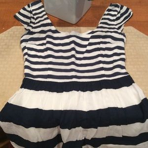 "YACHT TIME! LIKE NEW ""ABERCROMBIE KIDS"" DRESS"