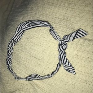 Forever 21 Striped Headband