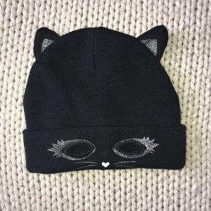 Cat Winter Hat, Halloween!!!