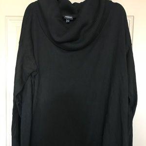 Torrid Cowlneck sweater - Size 1