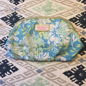 Lilly Pulitzer Make-up Bag EUC