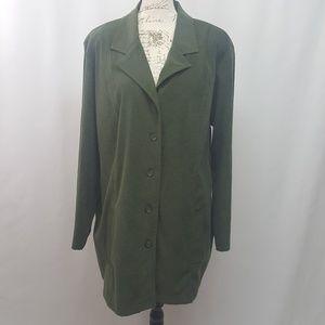 Vintage Plus Size Jacket 2X