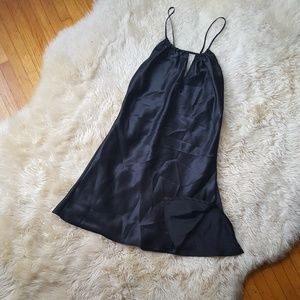 Vintage Slip Mini Dress