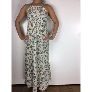 PJLA Dresses - PJLA Vintage Floral Long Dress