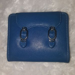 Cole Haan leather wallet